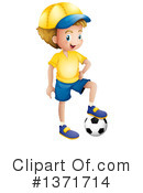 Boy Clipart #1371714 by Graphics RF