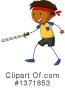 Boy Clipart #1371853 by Graphics RF
