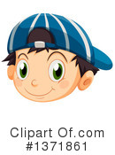 Boy Clipart #1371861 by Graphics RF