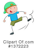 Boy Clipart #1372223 by Graphics RF