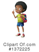 Boy Clipart #1372225 by Graphics RF