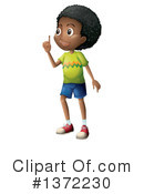 Boy Clipart #1372230 by Graphics RF
