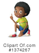 Boy Clipart #1374267 by Graphics RF