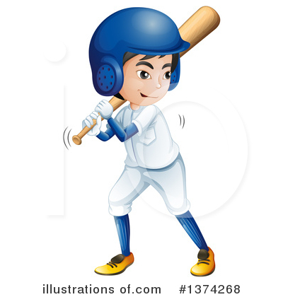 Baseball Clipart #1374268 by Graphics RF