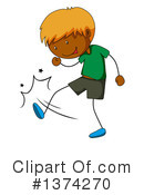 Boy Clipart #1374270 by Graphics RF