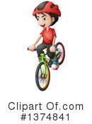 Boy Clipart #1374841 by Graphics RF