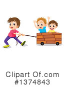 Boy Clipart #1374843 by Graphics RF