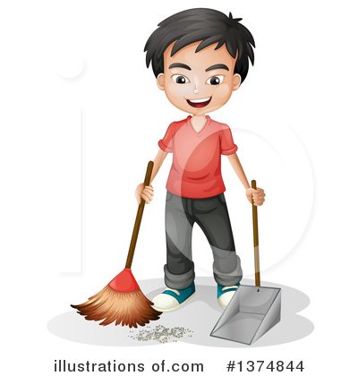 Chores Clipart #1374844 by Graphics RF