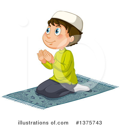 Muslim Clipart #1375743 by Graphics RF