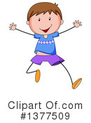 Boy Clipart #1377509 by Graphics RF