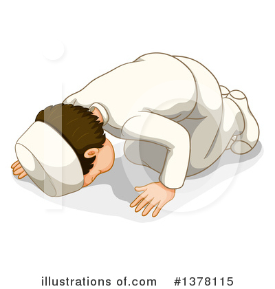 Muslim Clipart #1378115 by Graphics RF