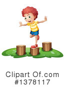 Boy Clipart #1378117 by Graphics RF