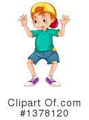 Boy Clipart #1378120 by Graphics RF
