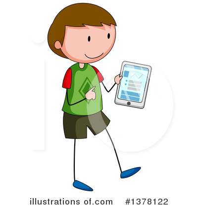 Computer Clipart #1378122 by Graphics RF