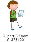 Boy Clipart #1378122 by Graphics RF