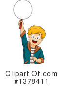 Boy Clipart #1378411 by BNP Design Studio