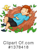 Boy Clipart #1378418 by BNP Design Studio