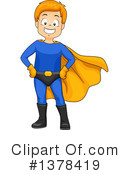 Royalty-Free (RF) Boy Clipart Illustration #1378419