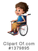Royalty-Free (RF) Boy Clipart Illustration #1379895