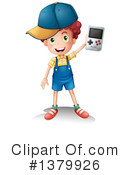 Boy Clipart #1379926 by Graphics RF