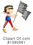 Boy Clipart #1380981 by Graphics RF