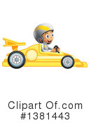 Royalty-Free (RF) Boy Clipart Illustration #1381443