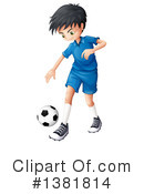 Boy Clipart #1381814 by Graphics RF