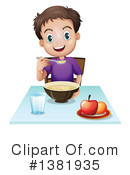 Boy Clipart #1381935 by Graphics RF