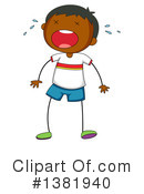 Boy Clipart #1381940 by Graphics RF