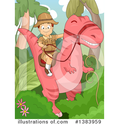 Prehistoric Clipart #1383959 by BNP Design Studio