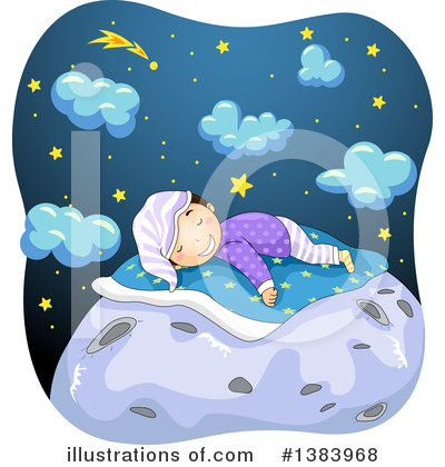 Dream Clipart #1383968 by BNP Design Studio