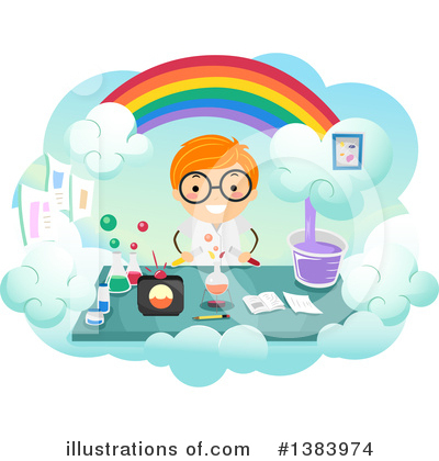 Scientist Clipart #1383974 by BNP Design Studio