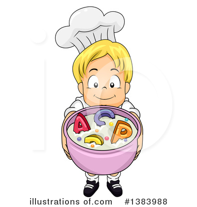 Chef Clipart #1383988 by BNP Design Studio