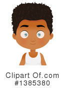Royalty-Free (RF) Boy Clipart Illustration #1385380