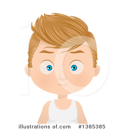 Boy Clipart #1385385 by Melisende Vector