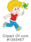 Boy Clipart #1393457 by Alex Bannykh