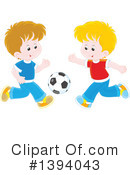 Boy Clipart #1394043 by Alex Bannykh