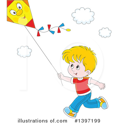 Children Clipart #1397199 by Alex Bannykh