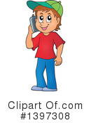 Boy Clipart #1397308 by visekart