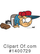 Boy Clipart #1400729 by toonaday