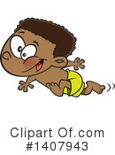 Boy Clipart #1407943 by toonaday