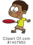 Boy Clipart #1407950 by toonaday