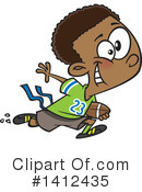 Boy Clipart #1412435 by toonaday