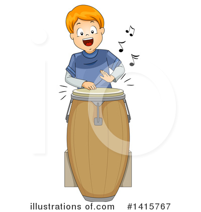 Music Clipart #1415767 by BNP Design Studio