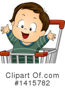 Royalty-Free (RF) Boy Clipart Illustration #1415782