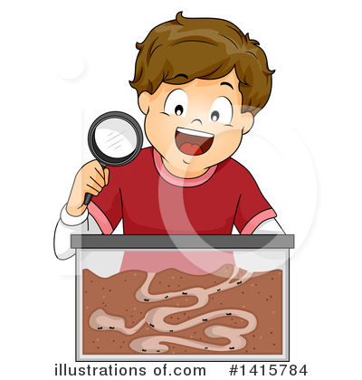 Magnifying Glass Clipart #1415784 by BNP Design Studio