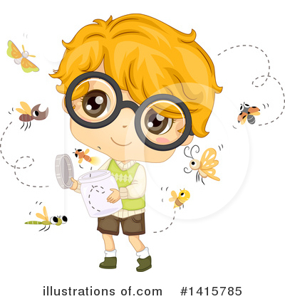 Science Clipart #1415785 by BNP Design Studio