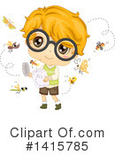 Royalty-Free (RF) Boy Clipart Illustration #1415785