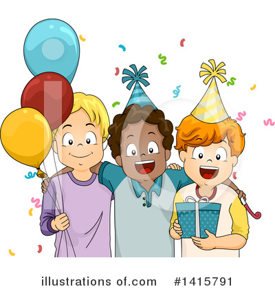 Royalty-Free (RF) Boy Clipart Illustration by BNP Design Studio - Stock Sample #1415791
