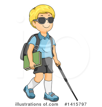 School Boy Clipart #1415797 by BNP Design Studio